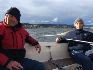 X-mas sailing 1
